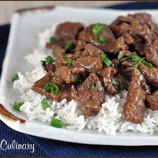 Crock Pot Spicy Beef Recipes