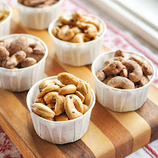 Brown Butter Sage Cashews