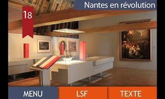 Screenshot of NantesMuséeLSF
