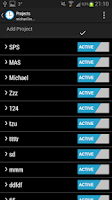 Screenshot of Time and Bill - Time Tracking