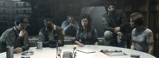 Original Nostromo crew coming as a pre-order bonus for Alien: Isolation