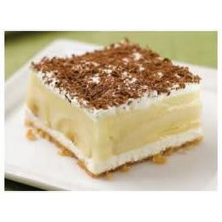 Banana Pudding Squares