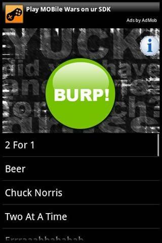 BurpZ Just Gross Burps