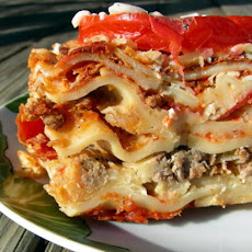 Best Ever Lasagna