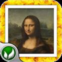 DaVinci Galeria & Puzzle Pro icon