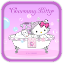 Charmmy Kitty Take Bath Theme icon