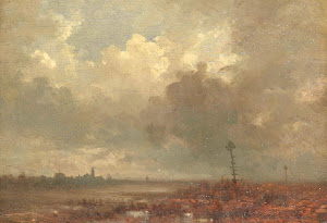 RIJKS: Adolphe Mouilleron: painting 1880