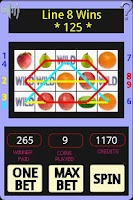 Screenshot of Ken & Vivian Slot Machine