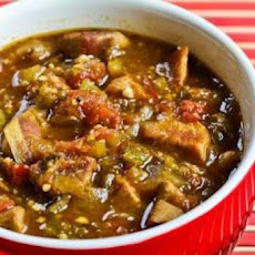 Colorado Green Chili (Chile Verde)