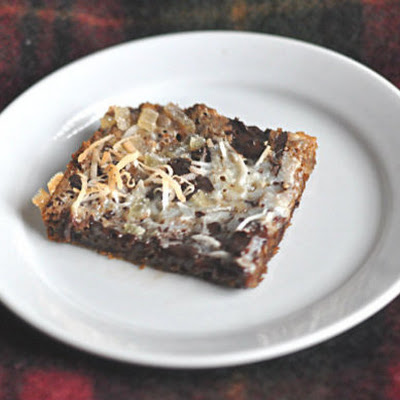 Holiday Hello Dolly Bars