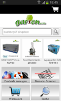 Screenshot of garten.com