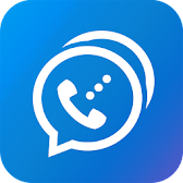 Free Phone Calls, Free Texting SMS On Free Number APK Icon