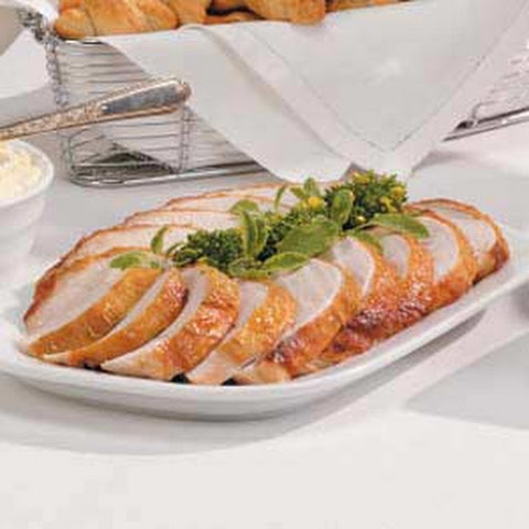 Honey-Mustard Turkey Breast