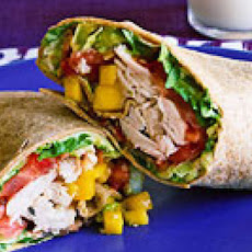 Californiz Chicken Club Wraps