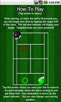 Screenshot of Pods Tennis