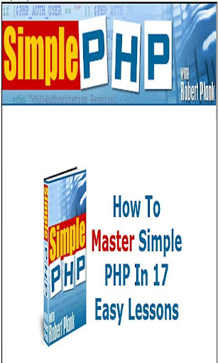 Simple PHP