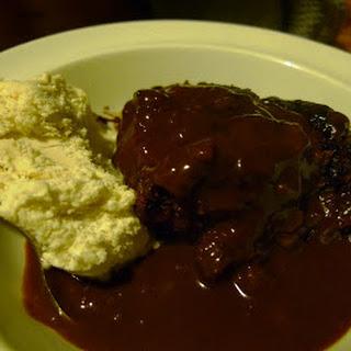 Chocolate Self Saucing Pudding No Milk Recipes