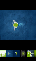 Screenshot of Android HD Wallpaper