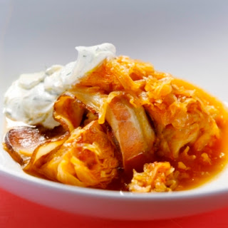 Hungarian Cabbage Rolls Recipes