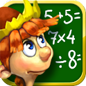 Hudriks Math For Kids icon