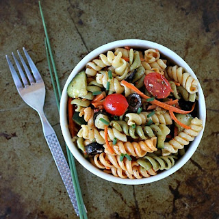 Mixed Vegetable Salad With Pasta Recipes