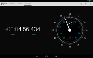 Screenshot of Ultimate Stopwatch & Timer