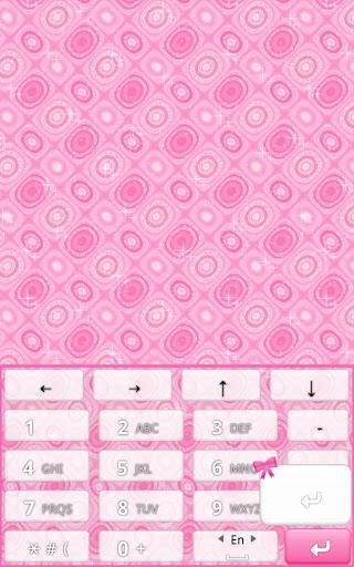 玩免費個人化APP|下載KB SKIN - Pink Glitter Bows app不用錢|硬是要APP