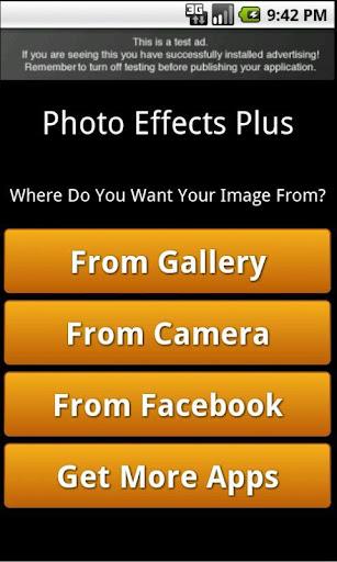 写真の効果