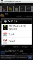 Screenshot of AFV - Legacy