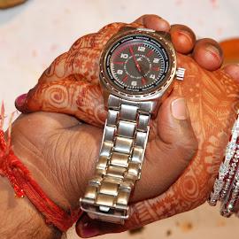 watch by Dikshant Purohit - Wedding Details