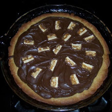 Blondie-Brownie Pie