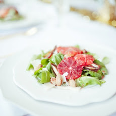 Arugula & Blood Orange Salad