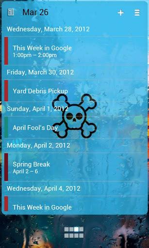 APW Themes: ICS Skull