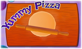 Screenshot of Cooking Pizza - Food Games