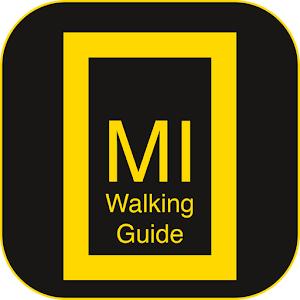 Cover art Milano Walking Guide