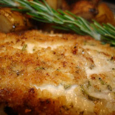 Dijon Crusted Pork Chops