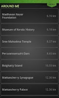 Screenshot of Kerala Tourism