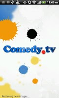 Screenshot of Comedy.TV