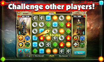 Screenshot of Elements Battle