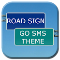 GO SMS Pro Road Sign Theme icon