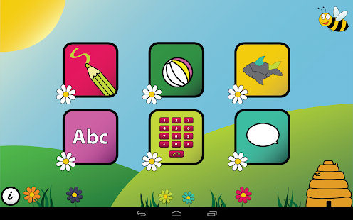 BeeBee Kids Preschool Games - screenshot
