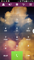 Screenshot of free unlimited telephone call