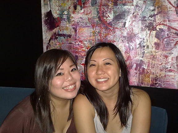 www.RickNakama.com W Club Tara, Kelli & I