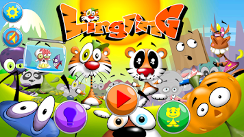 Screenshot of LingLing Learn English