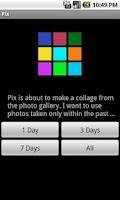 Screenshot of Pix - Photo Collage Creator