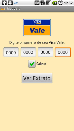 meuvale-extrato-visa-vale for android screenshot