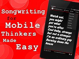 Screenshot of Write Songs