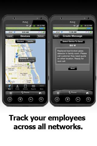Trackster GPS Tracking Locator