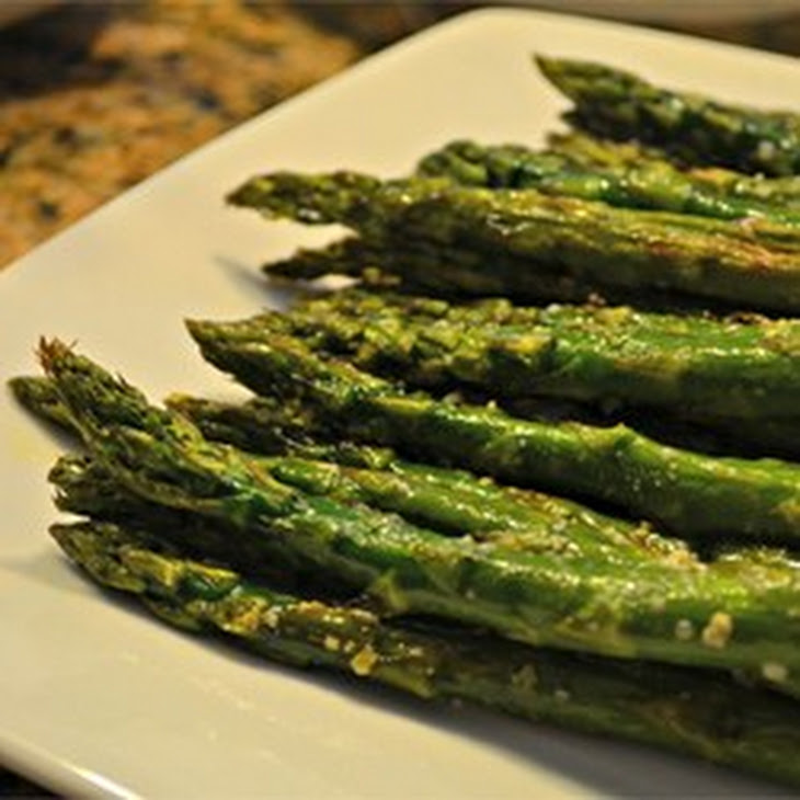 Oven-Roasted Asparagus Recipe | Yummly
