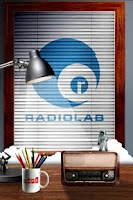 Screenshot of Radiolab